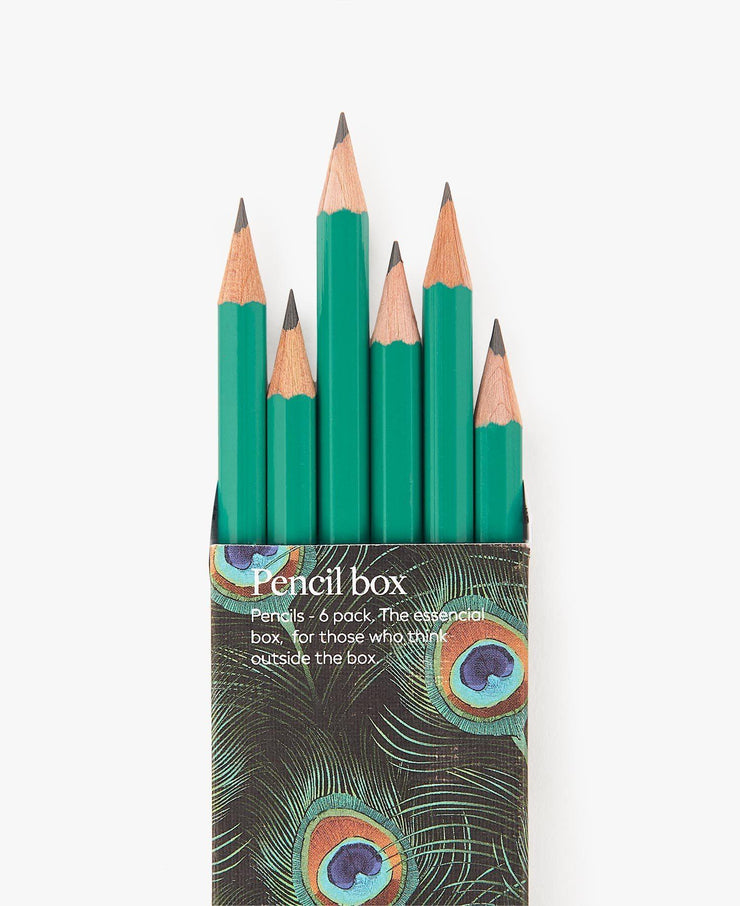 pencils wouf