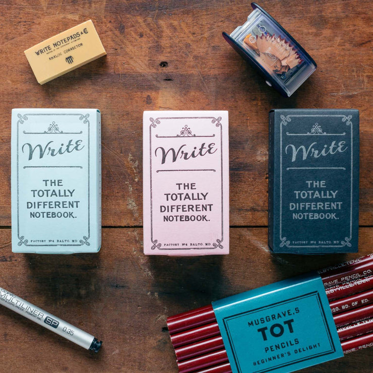 Mini Bloc Write Notepads & Co
