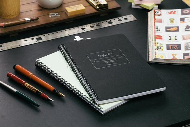 meeting notebook Write