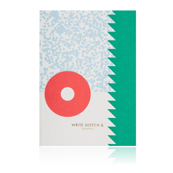 cuaderno Write Sketch&