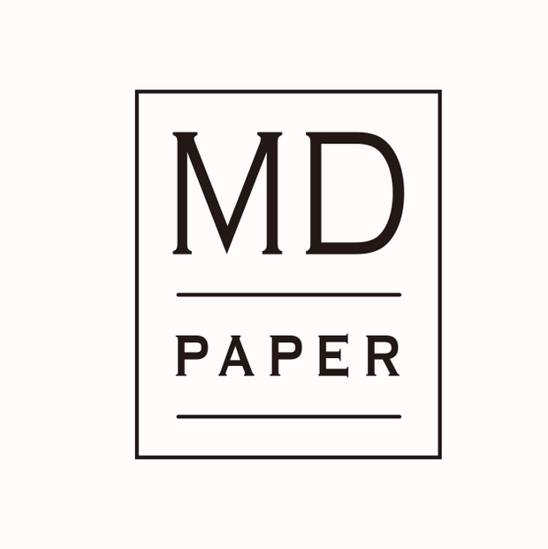 Midori MD Paper – MD Blank Notebook – Cuaderno Liso A4 (21 x 27,5 cm)