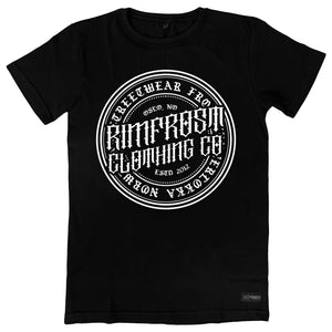 RIMFROST® - Chicano Emblem Tall Tee