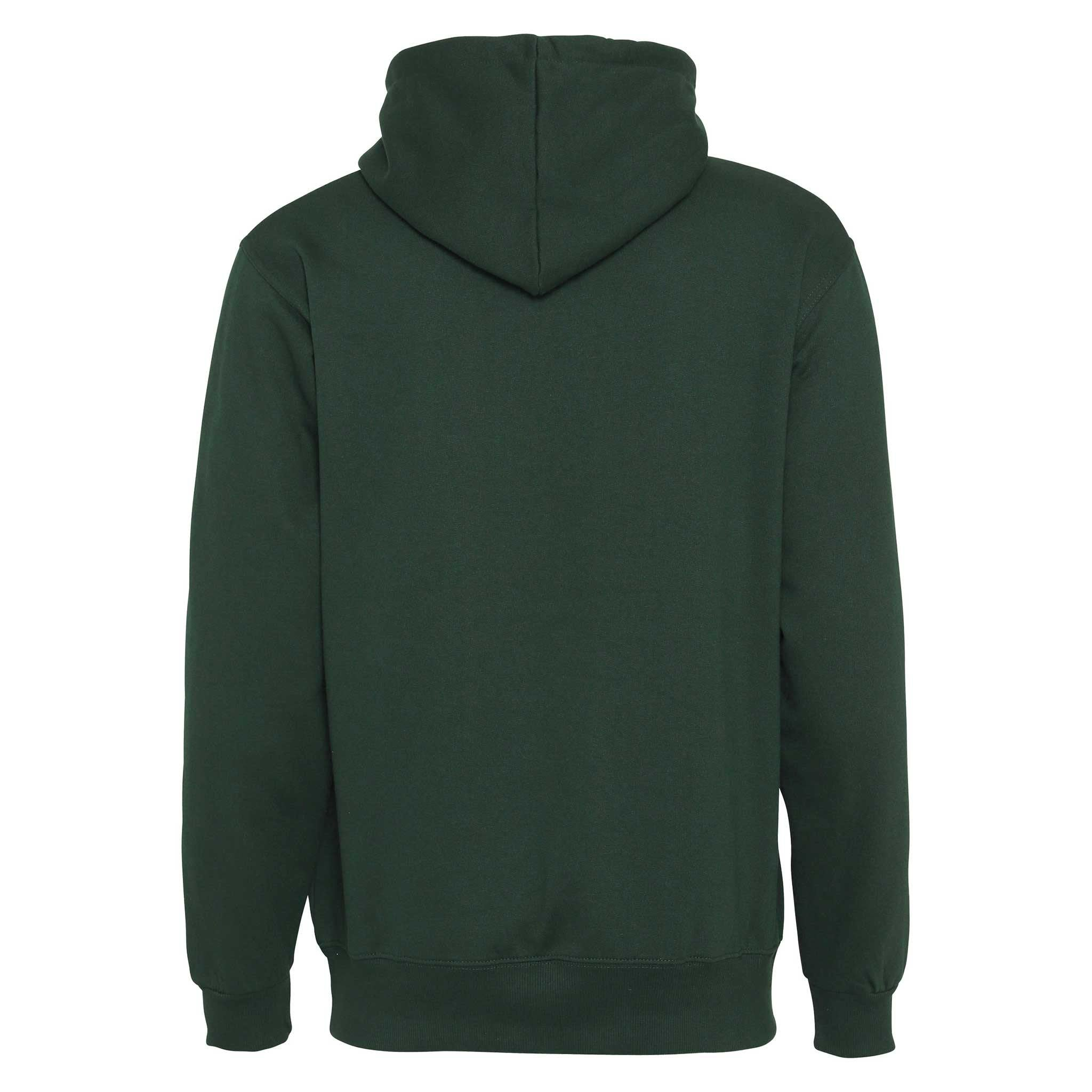 Boots Bottle Green Hoodie