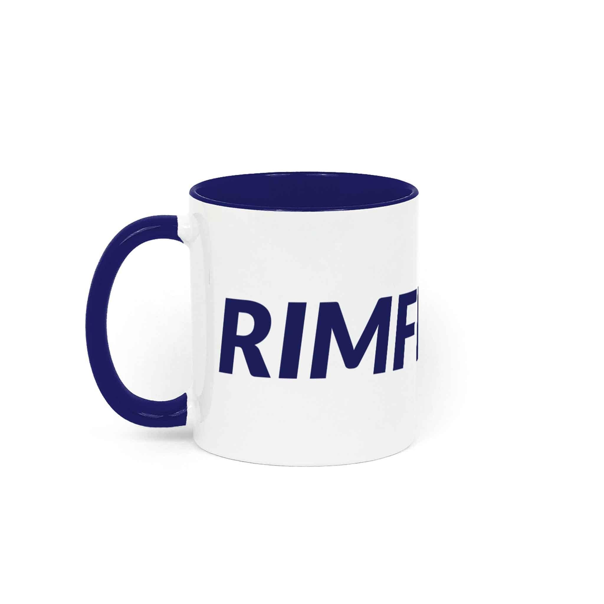 Blue Two Tone Mug - RIMFROST®