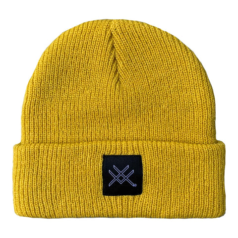 RIMFROST® - Yellow Short Beanie