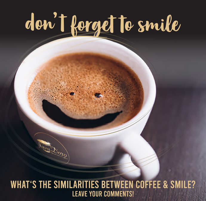 Coffee & Smile!