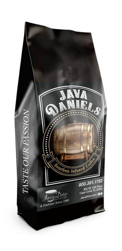 Java Daniels - Bourbon Barrel Aged Coffee