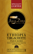 Load image into Gallery viewer, Ethiopia Yirgacheffe |  Grade 1