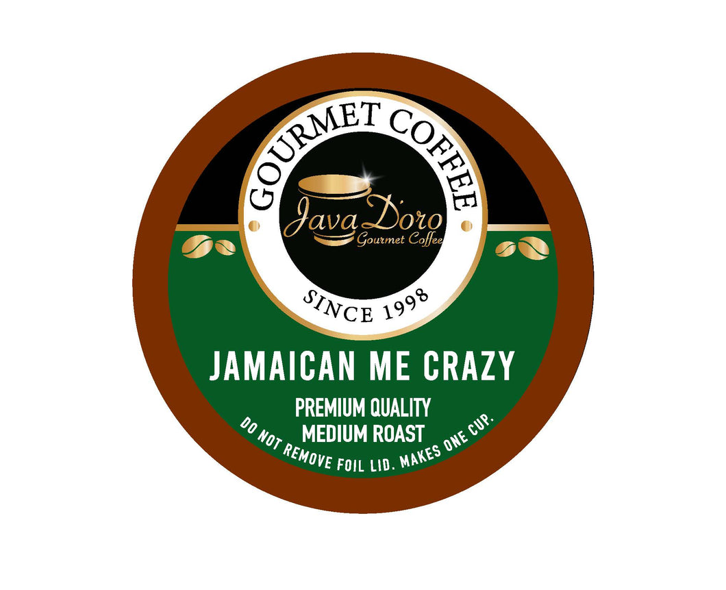 Jamaican Me Crazy Coffee Pods - 18 Count