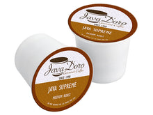 Load image into Gallery viewer, Java Supreme Java D'oro Coffee Pods - 18 Count