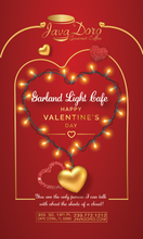 Load image into Gallery viewer, Garland Light Cafe Valentine's Gift Bundle