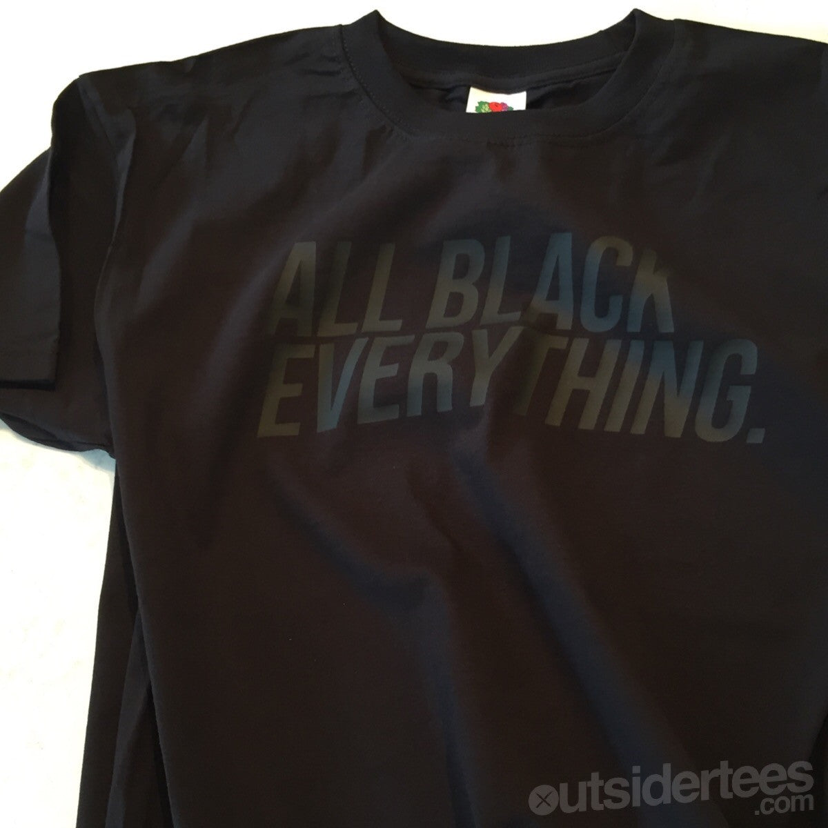 e369cde1f ALL BLACK EVERYTHING T-SHIRT - Outsider