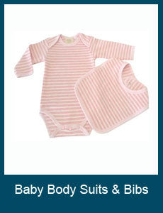 Baby Body Suits and Bibs