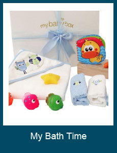 My Bath Time Baby Hampers