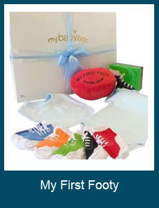 My First Footy Baby Hampers