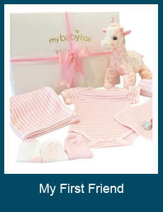 My First Friend Baby Hampers