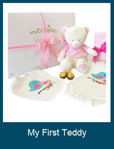 My First Teddy Baby Hampers