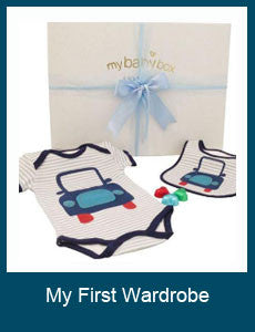 My First Wardrobe Baby Hampers