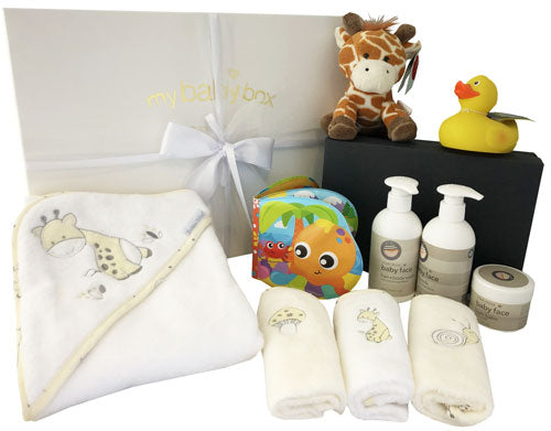 Bath Time Hamper - Bubba Blue Playtime Giraffe Toy