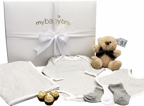 My First Teddy - Deluxe Unisex Essentials