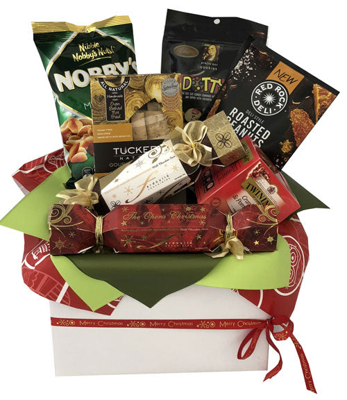 Christmas Hampers - Deluxe Gourmet Delights