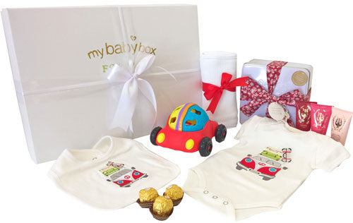 Baby Hamper Kombi Van Clothing Set - MOR Triple Treat
