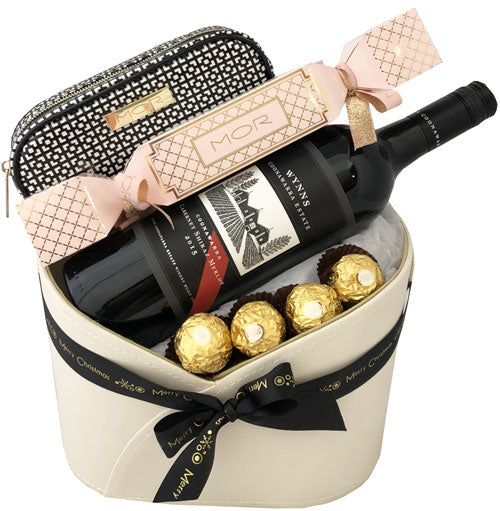 Christmas Hampers - Deluxe Wynns & MOR Marshmallow Set