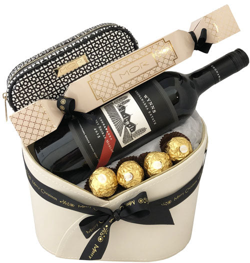 Christmas Hampers - Deluxe Wynns & MOR Monique Set