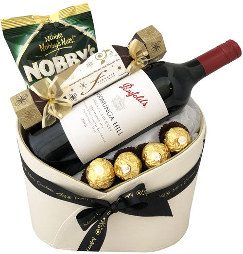 Christmas Hampers - Penfolds & Gourmet Delights