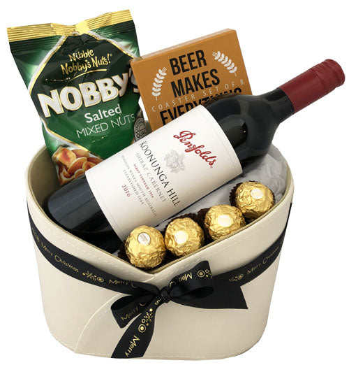 Christmas Hampers - Penfolds & Beer Coaster Set