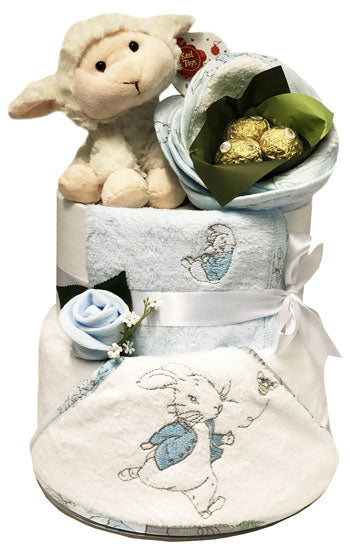 My Bath Time Cake - Ultimate Peter Rabbit Lamb Boy
