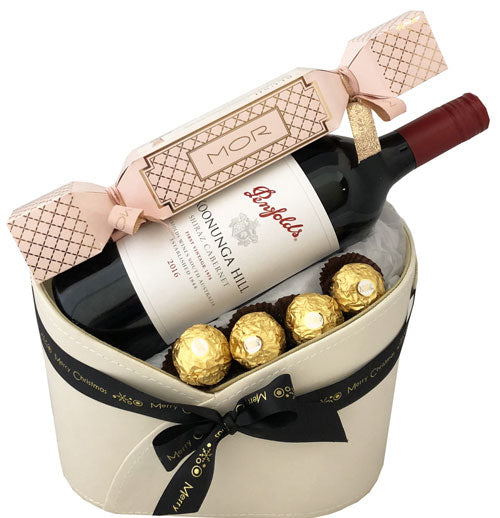 Christmas Hampers - Premium Penfolds & MOR Marshmallow Set
