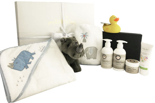 My Bath Time - Ultimate Rhino Bath Fun Set