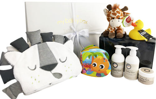 Bath Time Hamper - Bubba Blue Zoofari Set Giraffe Toy