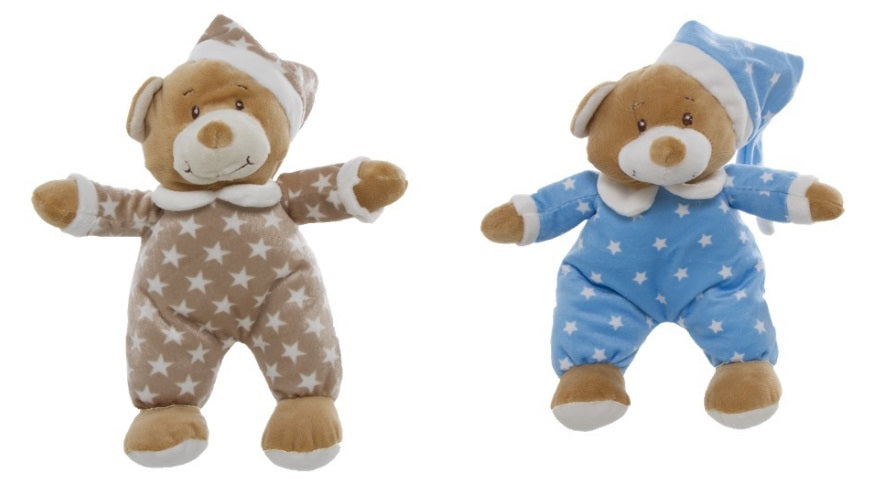 My Little Twins - Deluxe Bubzee Bears Blue/Grey Set
