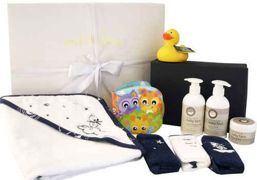 My Bath Time - Deluxe Starry Night Navy Pamper Set