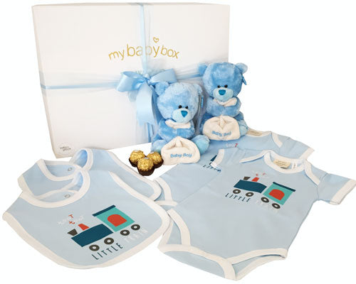 My Little Twins - Deluxe Little Train Boy Set