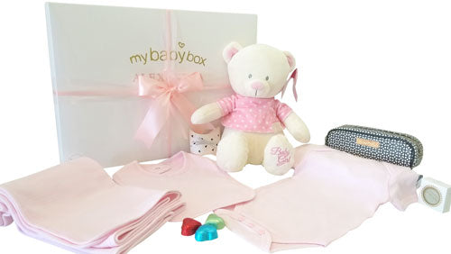 Luxury Baby Girl Gift Hamper and MOR products