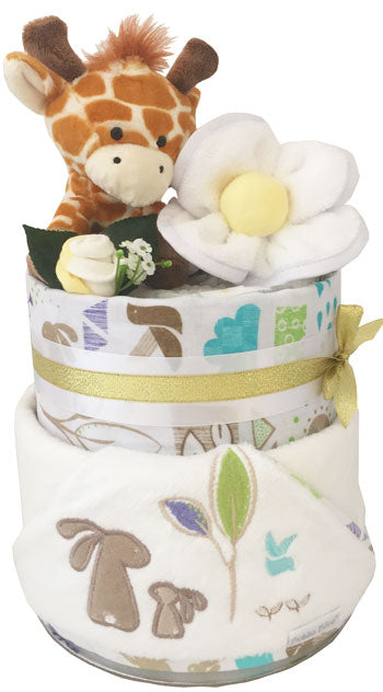 Nappy Cake Bath Time Utopia Giraffe