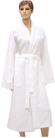 Gifts for Mum - Deluxe Waffle Weave Bath Robe