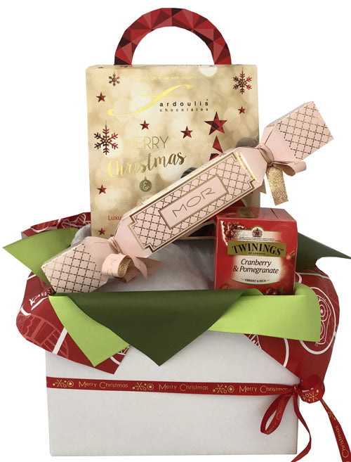 Christmas Hampers - Chocolate Delights & MOR Marshmallow Set