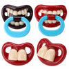Funny Teeth Baby Pacifier