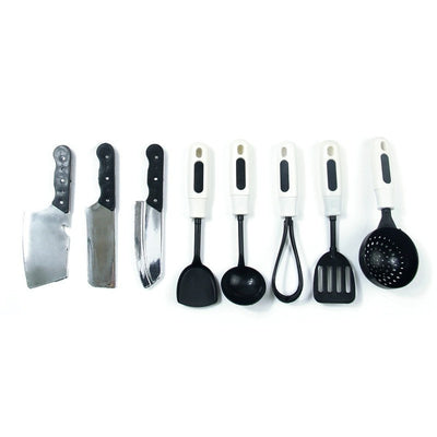 Cooking Utensils Children Play Set