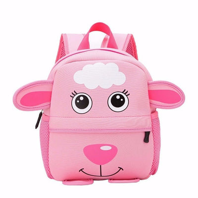 Animal Kids School Bags
