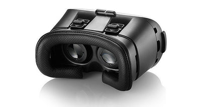 2016 Google cardboard VR BOX style VR CASE VR Head Mount Plastic Virtual Reality 3D Glasses For 3.5-6.0 inch Smartphone -  - 1