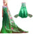 Elsa And Anna Princess Dress