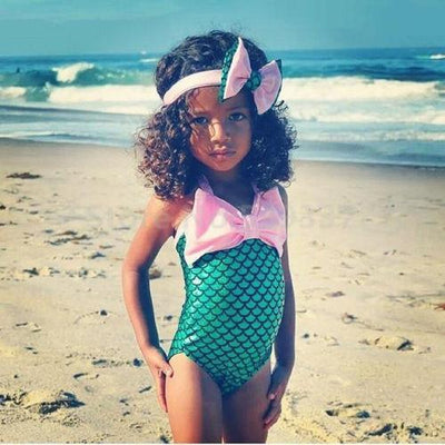 Baby Girls Bathingsuit - Dealeaz