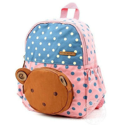 Bear Children School Bags