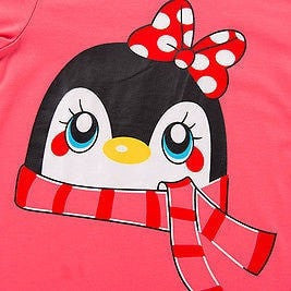Penguin Pink Sleepwear
