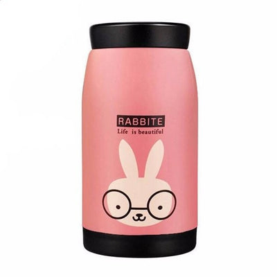 Cute Animal Kids Thermos Water Bottle
